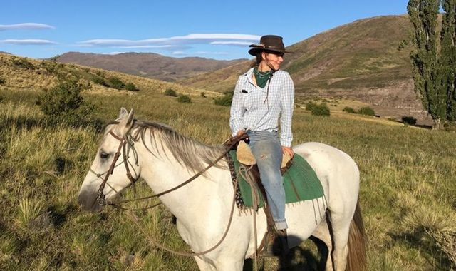 Coronavirus: Briton stranded in Patagonia finally returns home via bus, taxi, plane and horseback