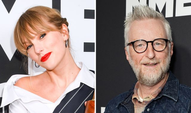 Billy Bragg says Taylor Swift is a 'kindred spirit' as he prepares to cover her song