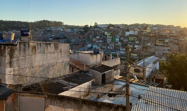 Coronavirus: Inside Brazil's slums where COVID-19 is at risk of spreading like wildfire