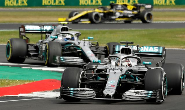 Coronavirus: Formula One given go-ahead at Silverstone as quarantine exemption made for international teams