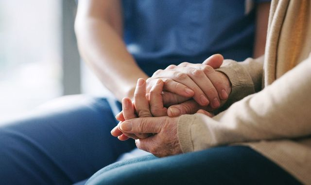 New data shows coronavirus causes a quarter of all care home deaths