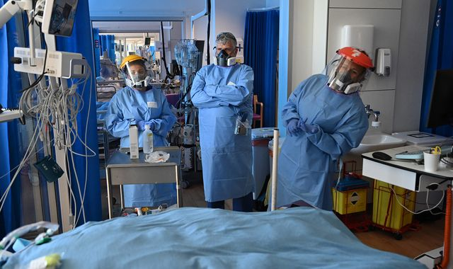 Coronavirus: Government committed £15bn to buy PPE as COVID-19 spending revealed