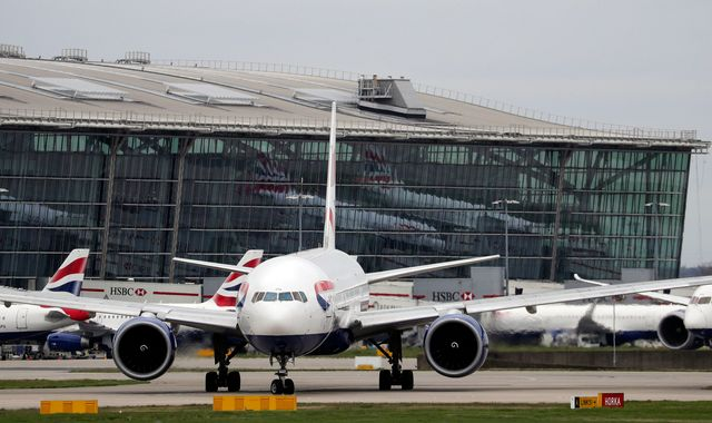 Coronavirus: Aviation bosses beg chancellor to deliver APD review