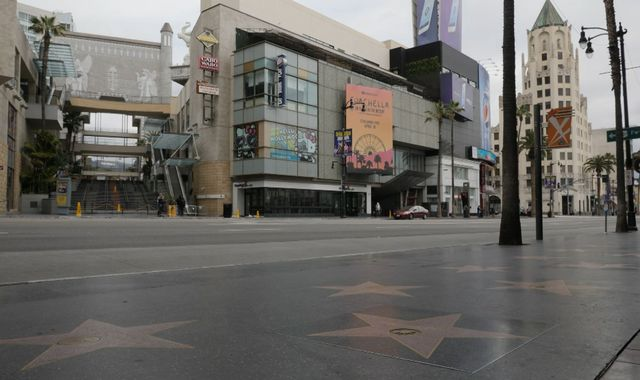 Reopening Hollywood: First major movie to be released since coronavirus lockdown