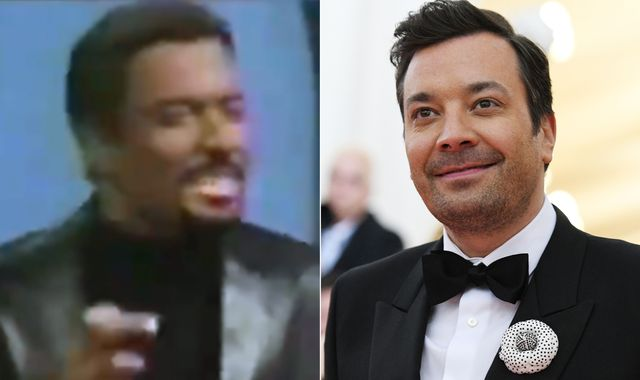 Jimmy Fallon 'very sorry' for 2000 blackface skit on Saturday Night Live