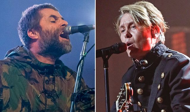 Coronavirus: Liam Gallagher and Mark Owen to lead mass doorstep singalong for Manchester