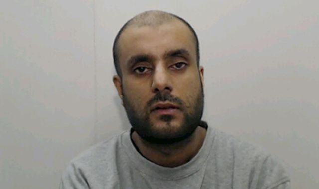 Driver jailed for crowbar attack on stranger he mowed down at Manchester petrol station