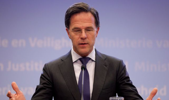 Coronavirus: Dutch Prime Minister Mark Rutte didn't visit dying mother due to lockdown restrictions