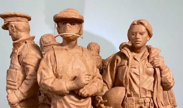 Coronavirus: National memorial to honour NHS workers who died during pandemic