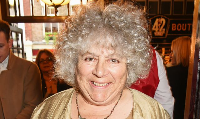 Miriam Margolyes Faces Backlash After She Wanted 'Boris Johnson To Die'
