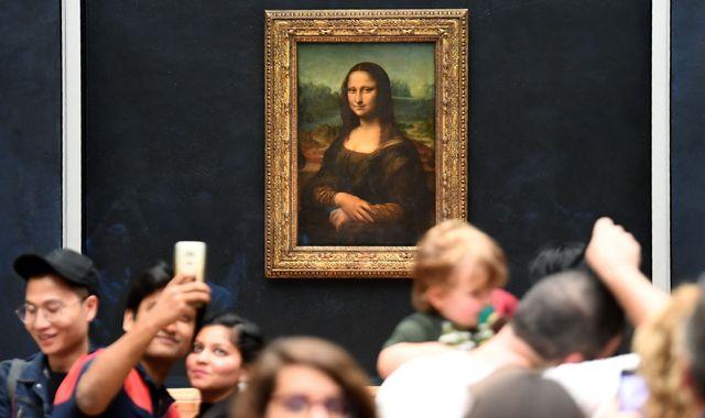 Coronavirus: France should sell Mona Lisa to help recovery - businessman