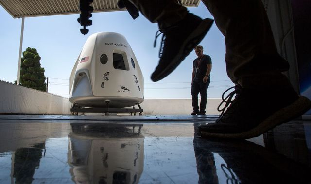 NASA and SpaceX launch: Eight things you need to know before lift-off