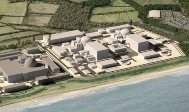 Sizewell C nuclear plant will help kick-start post-pandemic economy, says EDF