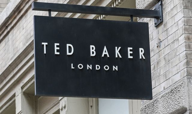 Coronavirus: Ted Baker to unveil £80m share sale plan