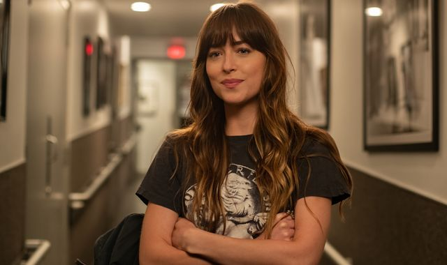 Backstage with… Dakota Johnson: Lockdown promo, turning director and diva demands