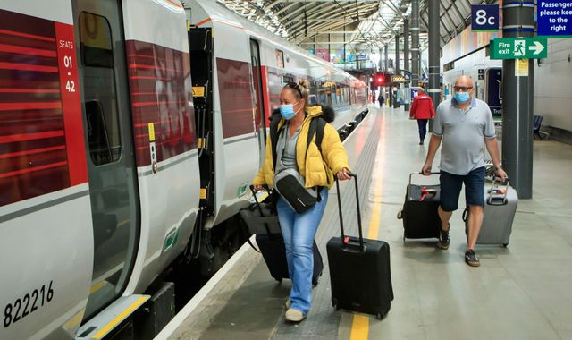 Coronavirus: Want to avoid busy train services? This tool will be able to help