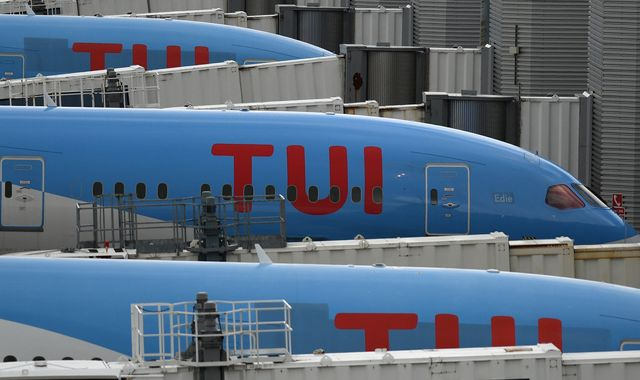 Tui share price leaps by more than 50% as Spain says it will welcome tourists from July