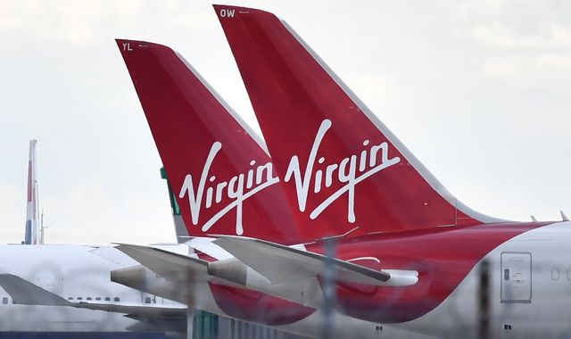 Coronavirus: Virgin Atlantic lenders brace for restructuring hit