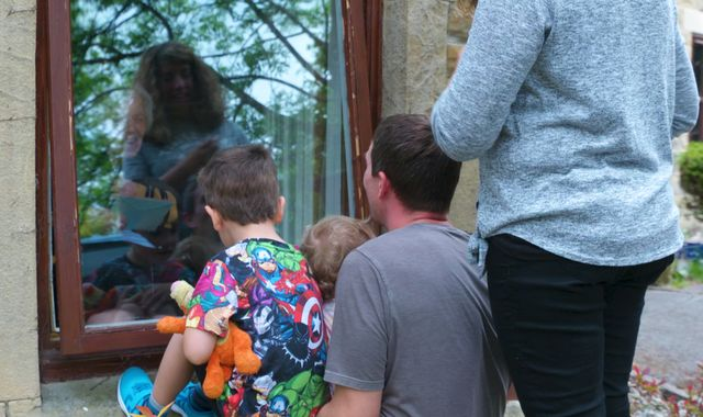 Coronavirus: 'Nervousness' as ban on families visiting care homes set to be relaxed