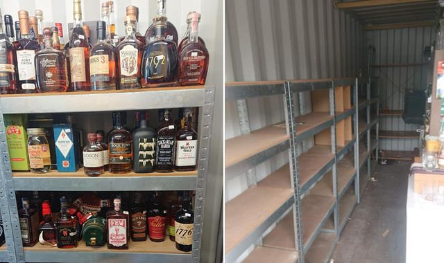 Thieves steal rare £50,000 whiskey collection from lockup in West Sussex
