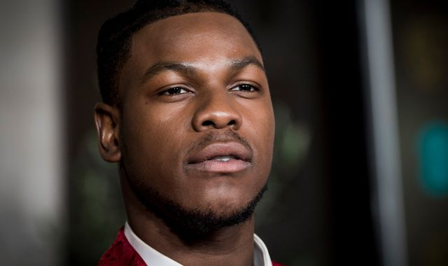 John Boyega hits out at racism online after the death of a black man in the US
