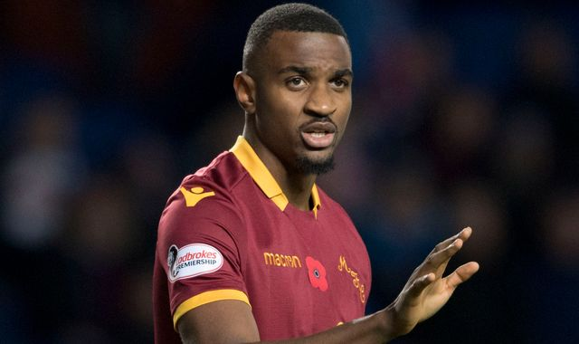Christian Mbulu: Morecambe and former Motherwell defender dies aged 23