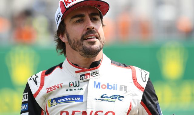 Fernando Alonso to return to F1 with Renault for 2021 season