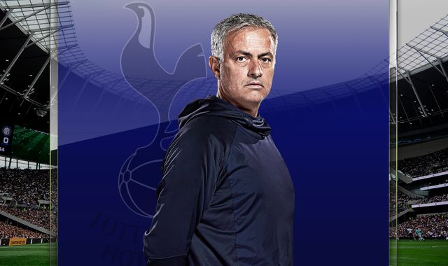 Jose Mourinho: Tottenham want to play but must wait for right decision