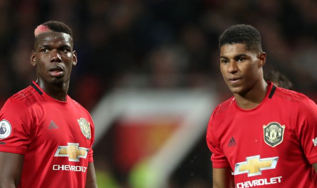Manchester United's Paul Pogba and Marcus Rashford fit for Premier League restart, says Ole Gunnar Solskjaer