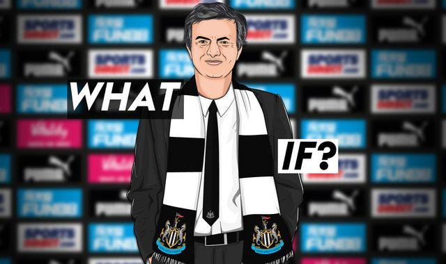 What if Jose Mourinho joined Newcastle after Tim Howard stopped Porto?