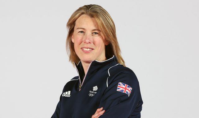 Georgie Harland named first female Team GB Chef de Mission for 2022 Winter Olympics