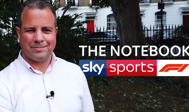 The Notebook: Ted Kravitz rounds up the latest in Formula 1