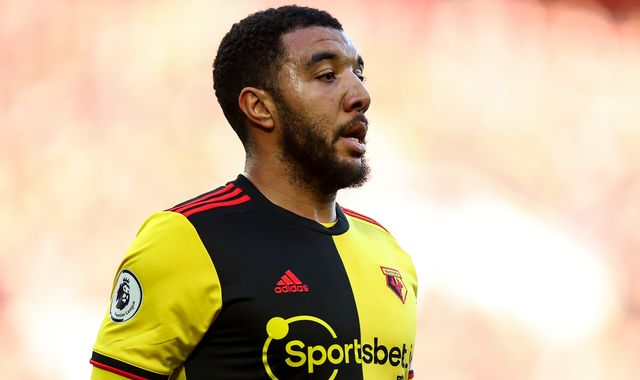 Troy Deeney tells Watford he won't return to training amid concerns for son's health and BAME players