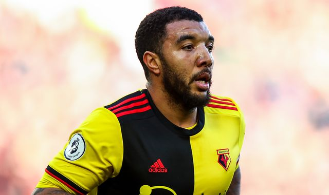 Watford captain Troy Deeney will return to training after positive government talks