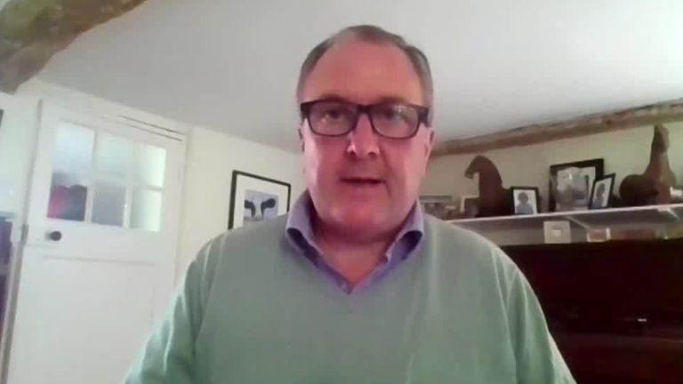 Conservative MP Simon Hoare
