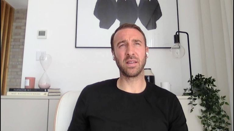 Brighton striker Glenn Murray told The Football Show he would favour a longer delay before the restart of the Premier League