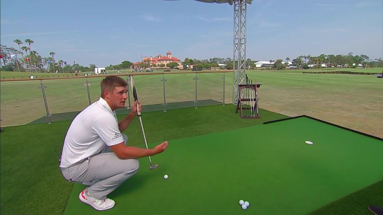 Bryson DeChambeau, Luke Donald and Lee Westwood offer a series of drills that can be used to achieve more success on the greens