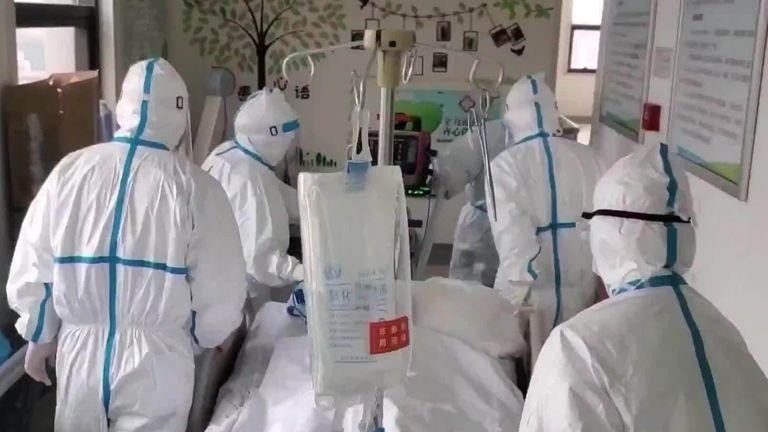 , Coronavirus: New York nursing home reports 98 COVID-19 deaths in 'horrifying' outbreak | US News
