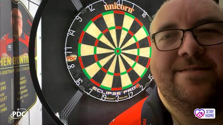 A look back at the story of Night 18 of the PDC Home Tour, which saw Stephen Bunting top the group ahead of Kim Huybrechts.