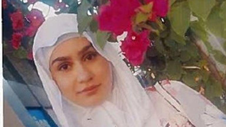 Aya Hachem was shot dead near in a Lidl store in Blackburn