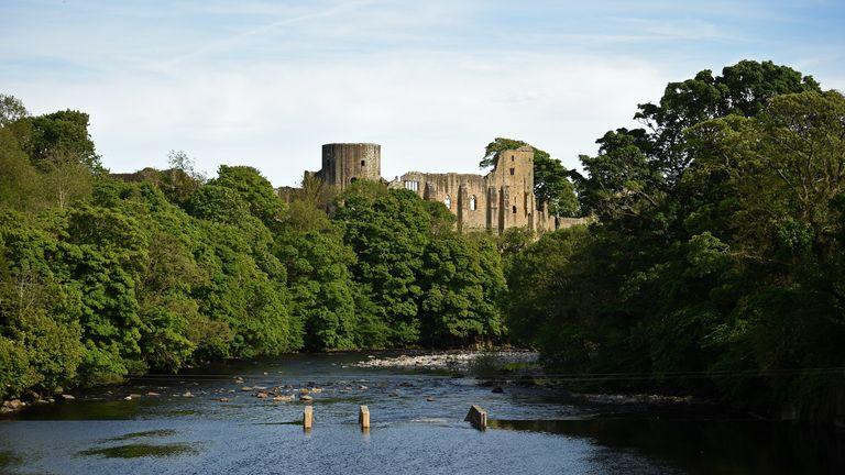 Barnard Castle has received fake reviews on its page