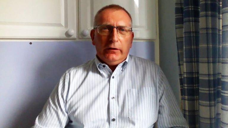 General Secretary of BALPA, Brian Strutton