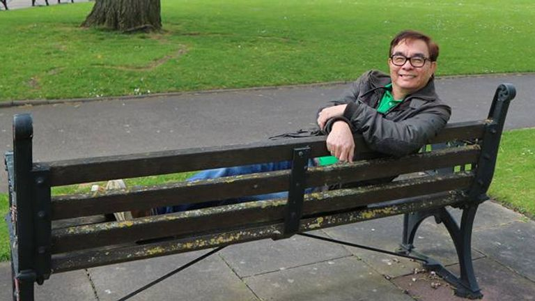Carlos Sia, 62, is the 28th Filipino NHS worker to die with COVID-19
