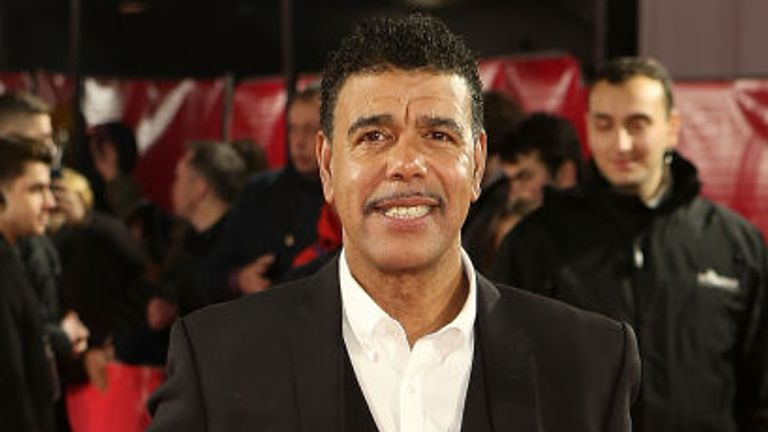 Chris Kamara is struggling without any football to watch