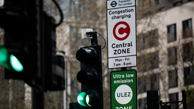The Congestion Charge will now be in place every day