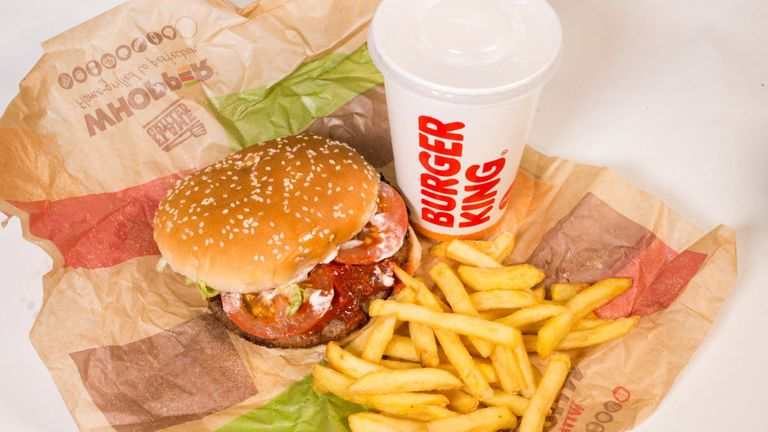 Some Burger King restaurants in Welcome Break service stations will reopen