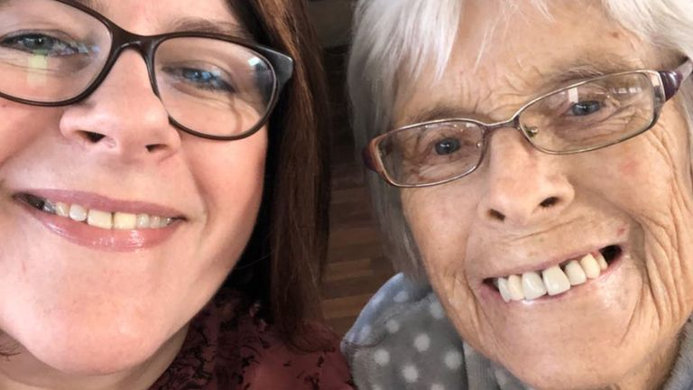 Julianne Cadby and Joan Bartlett died just four days apart
