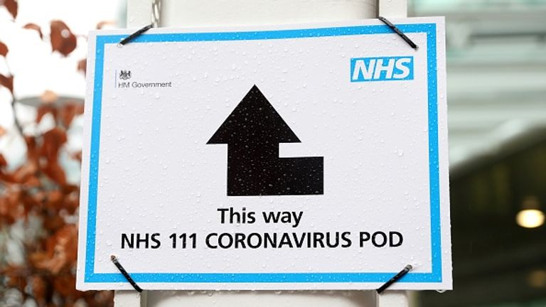 Scientists warned that intensive care units in London would be overwhelmed by the end of March