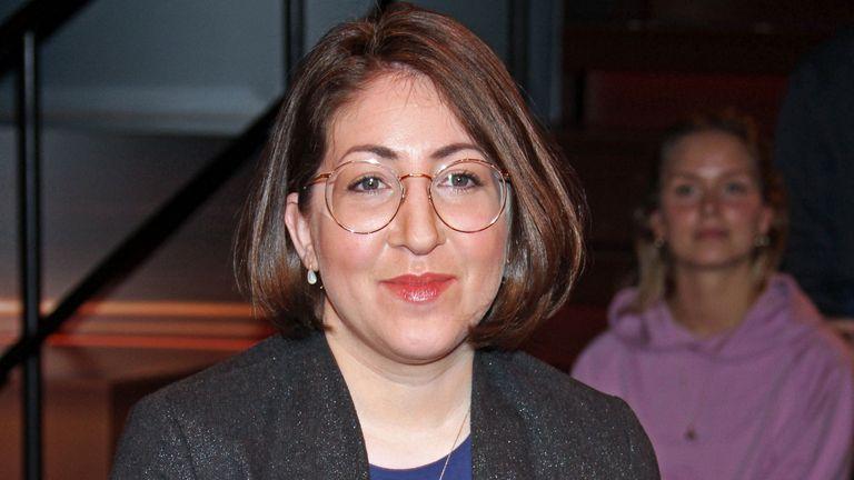 US writer Deborah Feldman
