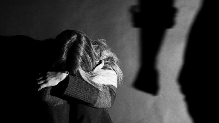 Reports of domestic abuse have surged during the coronavirus lockdown